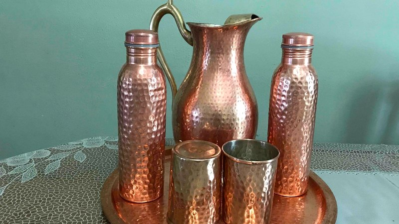 Cleaning and Caring Copper Utensils