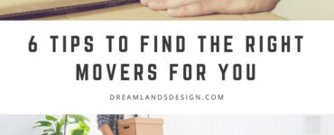 Featured of 6 Tips to Find the Right Movers for You