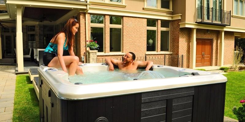 Backyard Makeover - Home Improvement: Why Invest in a Hot Tub