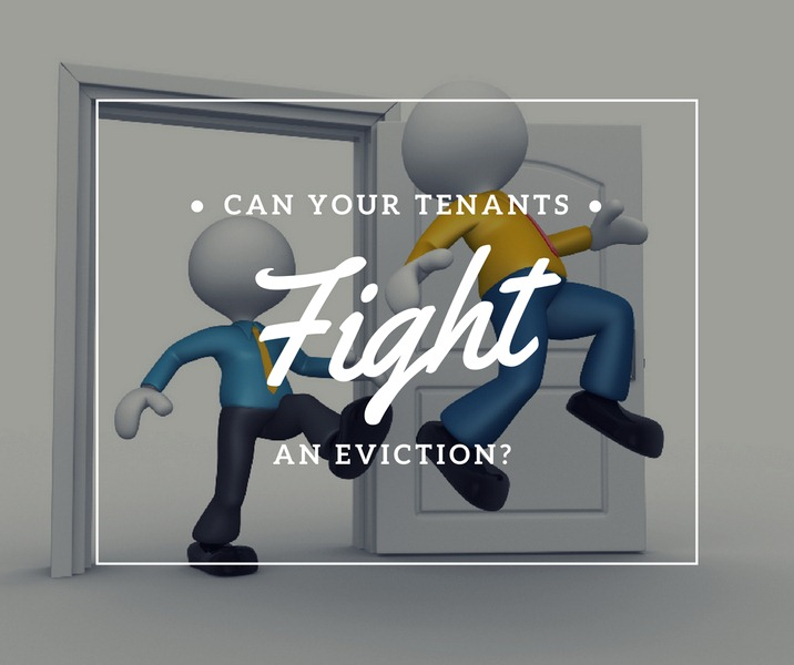 Can Your Tenants Fight an Eviction