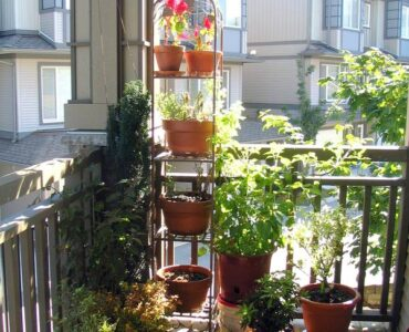Featured of How to Decorate Your Small Cosy Balcony Without Overdoing It