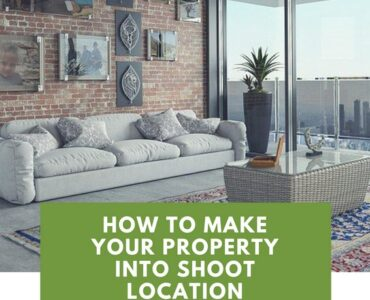 Featured of How to Make Your Property Into Shoot Location for Professional Photos