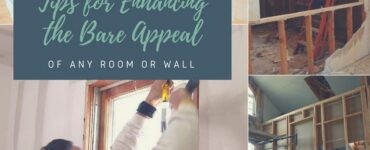 Featured of Tips for Enhancing the Bare Appeal of Any Room or Wall