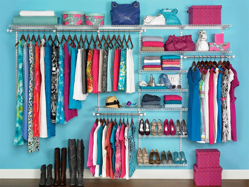 Wardrobe - How to Keep Your Home Organised, Clean and Clutter-free