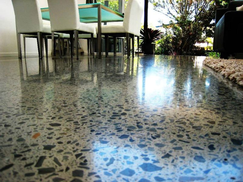 Honed and Polished Concrete - 8 Benefits of Polished Concrete Floors