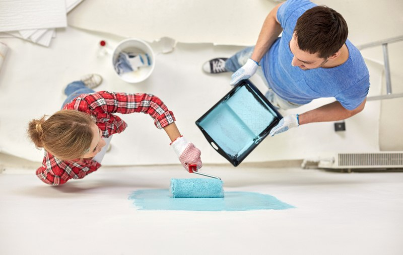 Give the Walls a New Painting - How to Make Your Living Room More Inviting