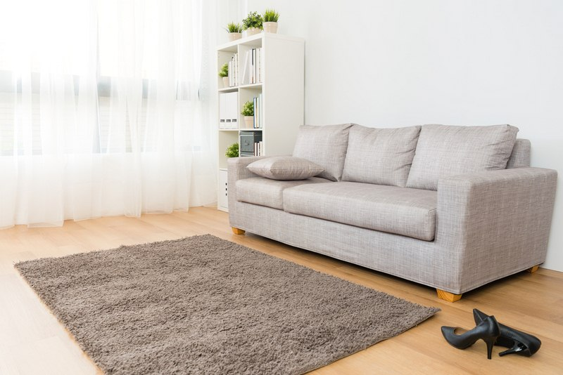 Use Multiple Rugs - How to Make Your Living Room More Inviting