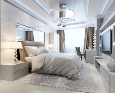 Featured of 7 Ways to Make Your Master Bedroom a Luxurious Oasis
