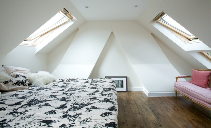 Cosy Attic Bedroom