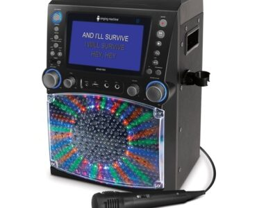 Featured of How to Choose the Best Karaoke Machine and What Is Recommended