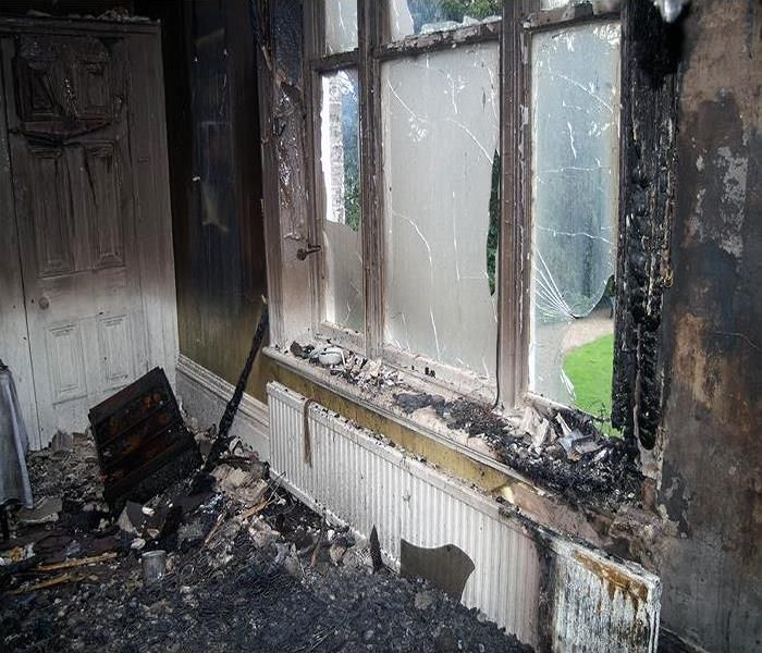 Cleaning Up Smoke And Soot Caused By Fire Damage - How to Clean Up After Fire Damage