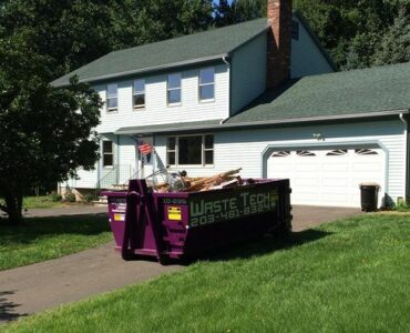 Featured of Remove Garbage from Your Home Effectively By Hiring Dumpster Rental