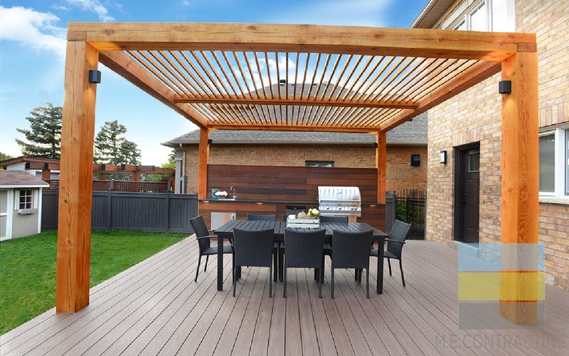 8 Great Reasons You Should Add a Pergola to Your Yard