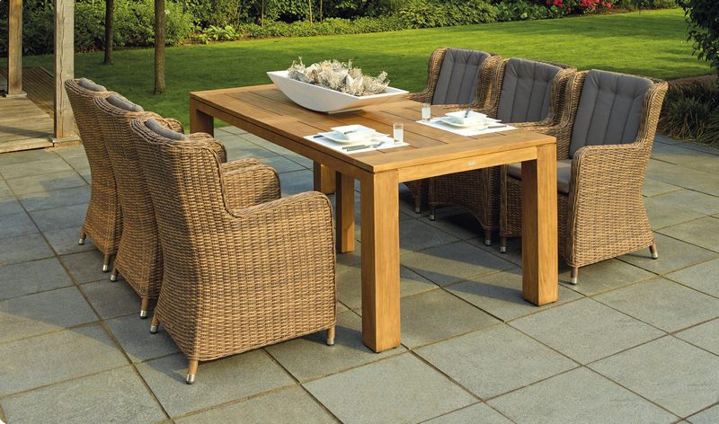 Rattan Furniture - 5 Tips for an Amazing Outdoor Space