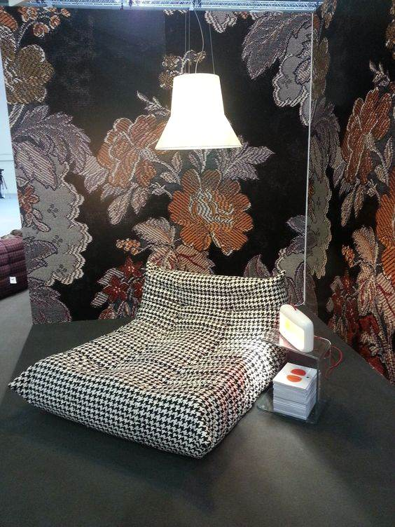 Pattern on Pattern - How to Accessorize Around Your Togo Sofa