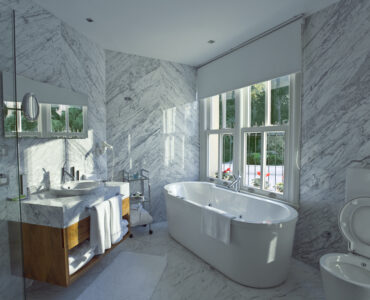 Featured image - 5 Tips for Best Bathroom Suite in Small Space