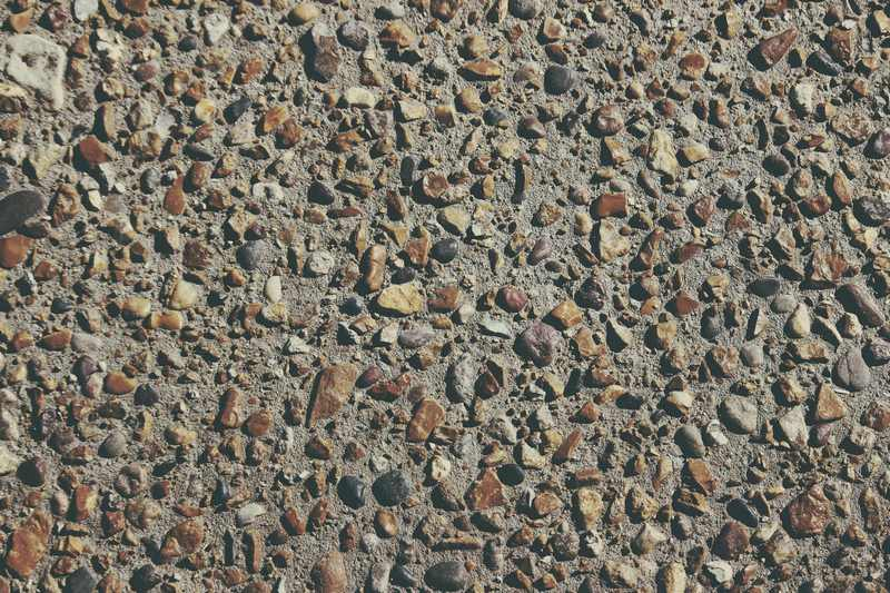 Gravel - 5 Best Patio Building Materials to Use and Why