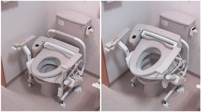 Substitute Normal Toilet Seats With Raised Toilets - 10 Ways to Make Bathrooms Safer for Elders
