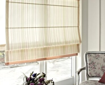 Featured of Tips to Use the Roman Blinds for Innovative Home Designs