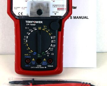 Featured of Understanding the Functioning of the Multimeter