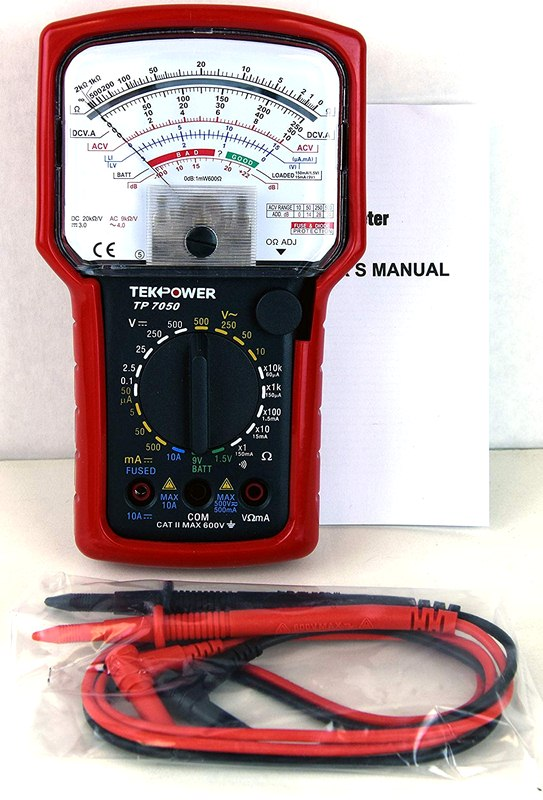 Understanding the Functioning of the Multimeter