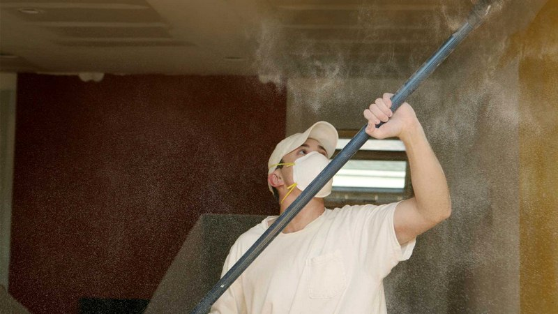 Why It Is Imperative to Know About the Removing of Popcorn Ceiling Professionally