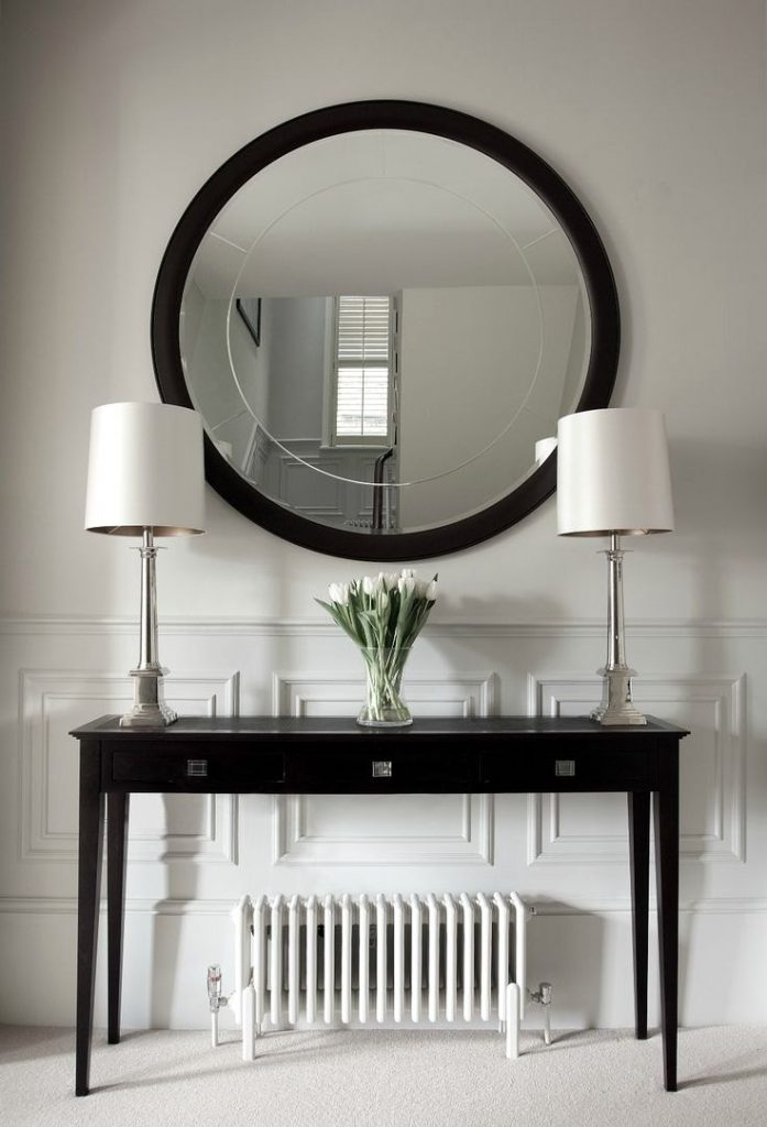 Mirror Hall - How to Style Your House With Mirrors