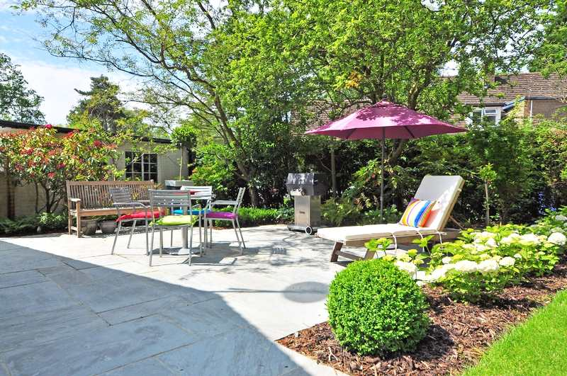 Make Shady Spots - 4 Ways to Create a Backyard Getaway