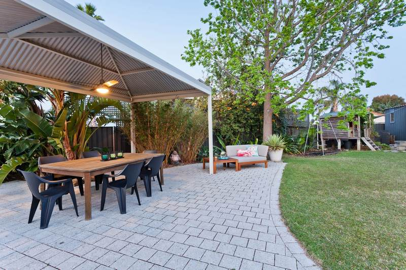 Picture Perfect Patio - 4 Ways to Make Your Backyard a Getaway Oasis