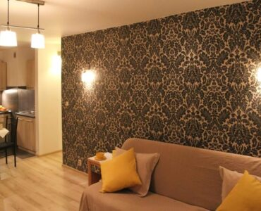 Featured of 6 Ways to Make Wallpaper Work in Your Living Room