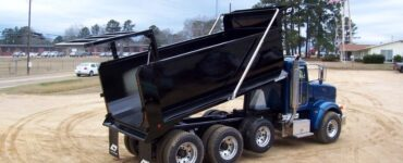 Featured of Best Way to Choose the Right Dump Truck Body Manufacturers