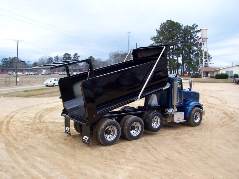 Best Way to Choose the Right Dump Truck Body Manufacturers