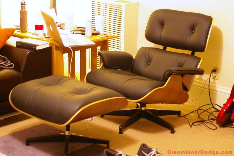 Eames Lounge Chair and Ottoman - Selecting the Right Lounge Chair for Your Home