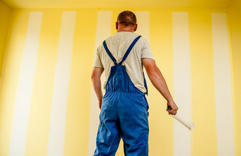 Get a New Paint Job - 5 Tips for Creating a Beautiful Kitchen Space