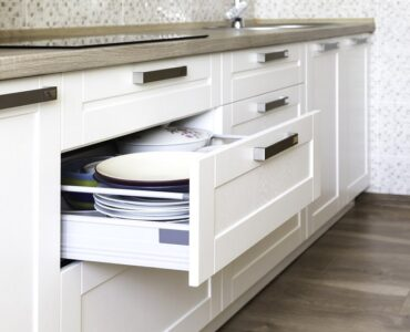 Featured of Things You Should Consider While Choosing Your Kitchen Cabinets