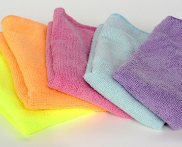 Featured of Microfiber Cleaning Cloth