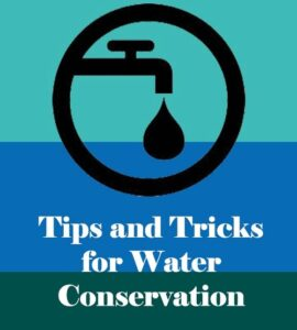 Featured of Tips and Tricks for Water Conservation