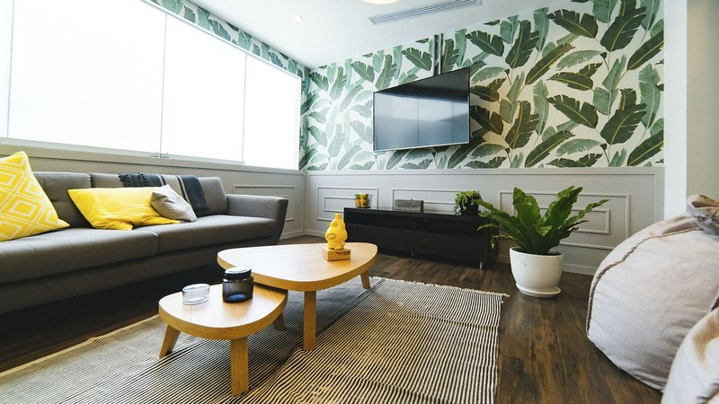 4 Tips and Tricks to Make Your Living Room a DIY Dream Suite