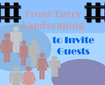 Featured of Front Entry Landscaping to Invite Guests