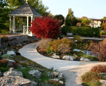 Featured of How to Make a Beautiful Garden with a Gazebo