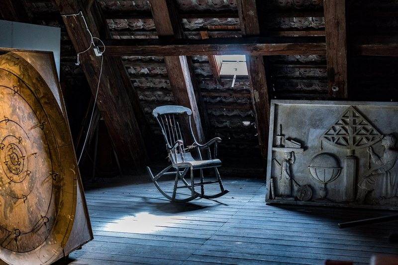 Don't Forget About the Attic
