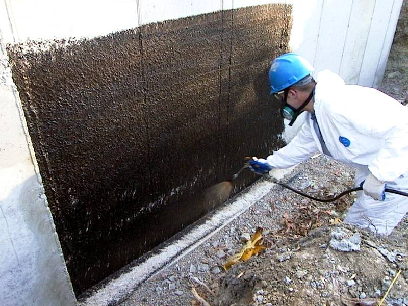 Foundation Waterproofing - How & Why