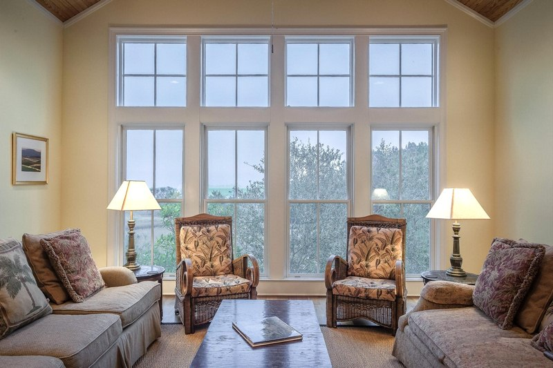 Try Large Glass Windows