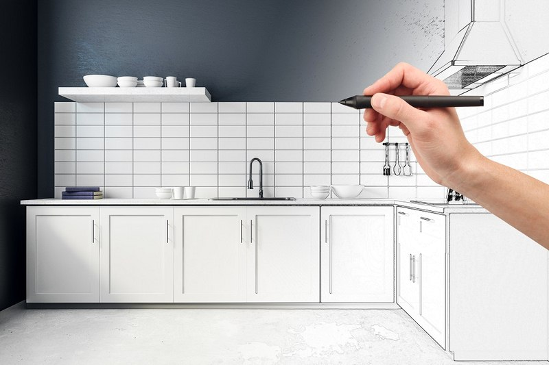 Designing a Kitchen: You Might Want to Consult a Custom Kitchen Designer