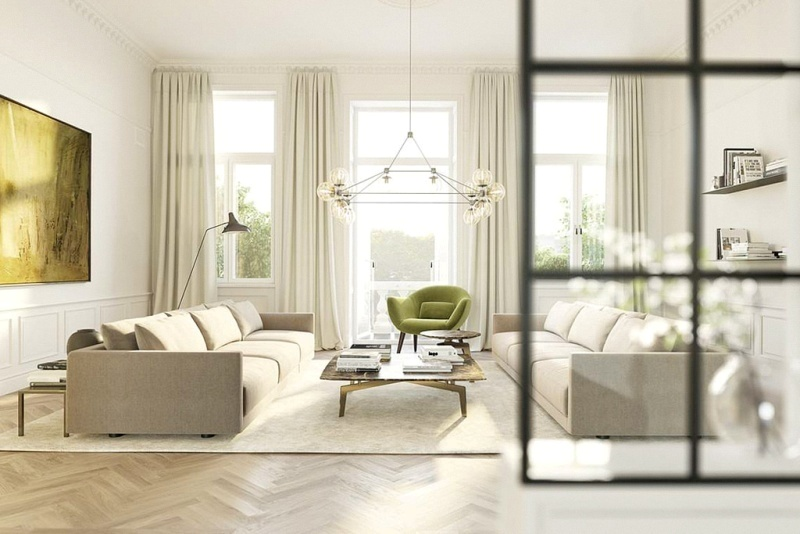 How to Add a Luxurious Feel to Your Living Room