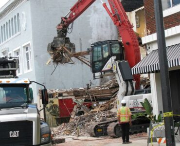 Featured of Importance of Vibration Monitoring During Commercial Demolition