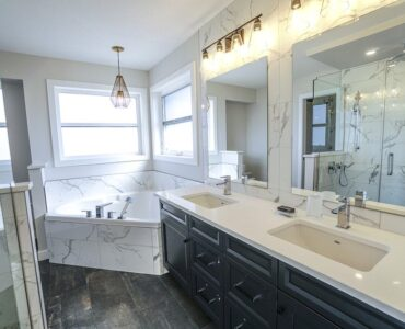Featured of Fix and Restore 4 Primary Keys of a Cheap Bathroom Renovation