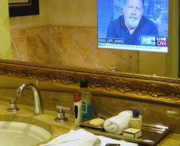 Featured of Bathroom TV Installation Guide