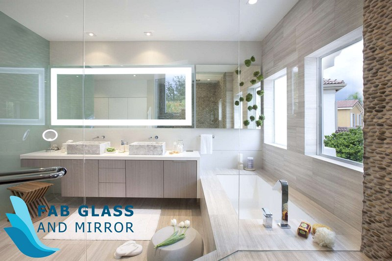 LED Wall Mirrors for Your Home to Make It More Contemporary