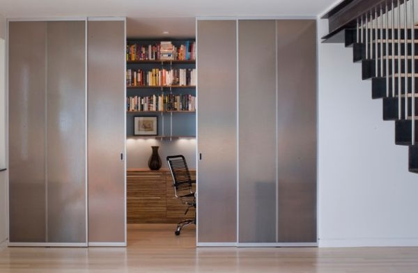 Frosted Glass Improve Privacy